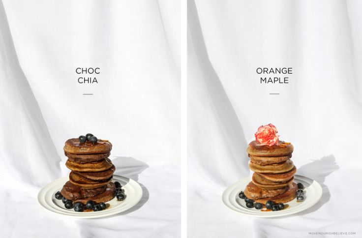 The Perfect Pancake Recipe...With A Difference! - Move Nourish Believe