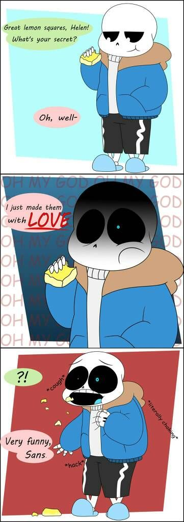Made with Love by AmberAcrylic on DeviantArt Oh please, he hates Anything from Helen.