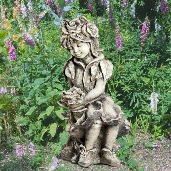 Lichterkind Rosenmadchen Gefunden Auf Www Country Garden De Gartenaccessoires Bepflanzung Unter Freiem Himmel