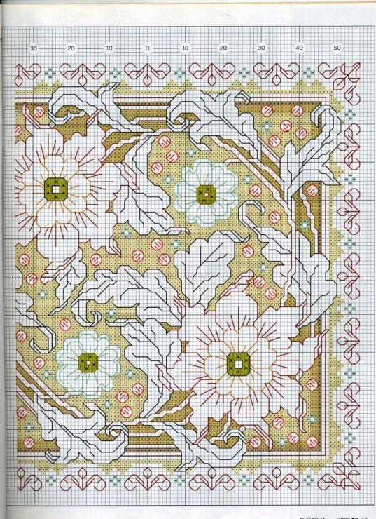 Gallery.ru / Фото #2 - Цветочный орнамент - miamora