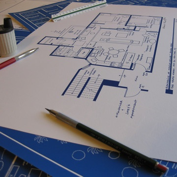 15 best △ Architecture Sketch △ images on Pinterest Apartments - best of blueprint construction clipart