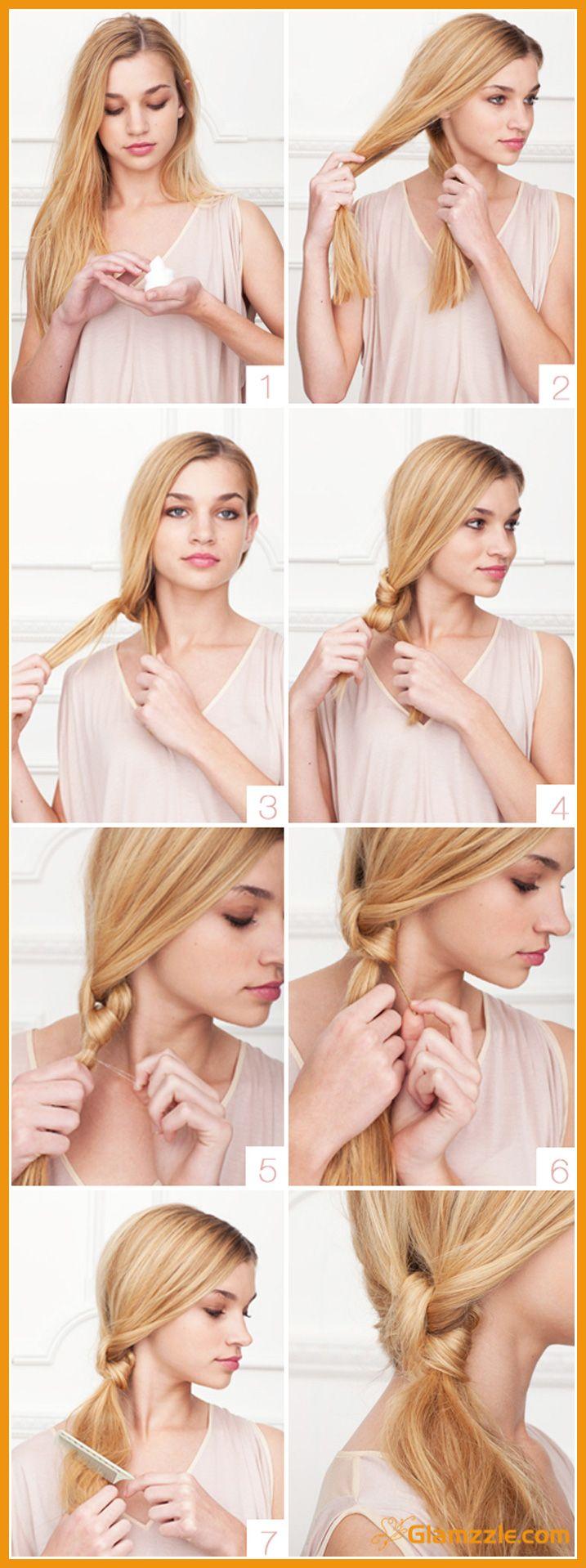 Easy+Updos+for+Long+Hair | Easy Styles for Long Hair