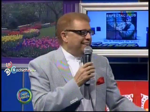"""Sandy, Sandy: """"El Matrimonio De Carolyne Aquino Duro Menos Que Un Gobierno Haitiano"""" #Video"""