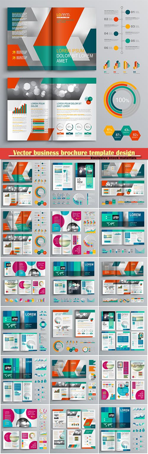 Best  Brochure Templates Free Download Ideas On