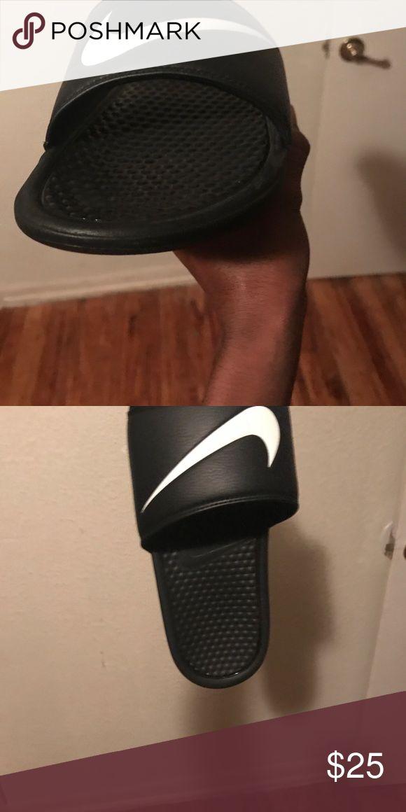 Men's Nike slides Men's Nike slides size 10 Nike Shoes Sandals & Flip-Flops