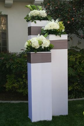 Good For A Backdrop To Ceremony In Garden Or Somewhere That Has No Focal