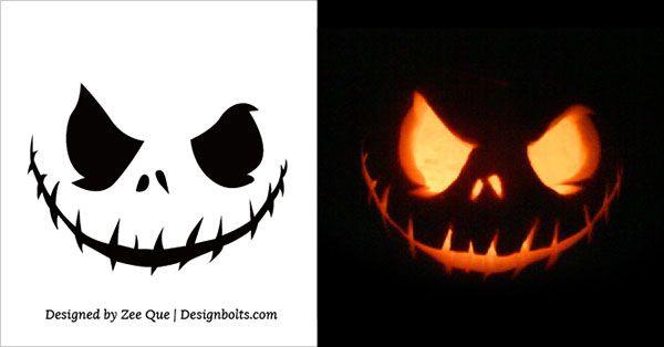 Scary pumpkin carving ideas halloween pinterest