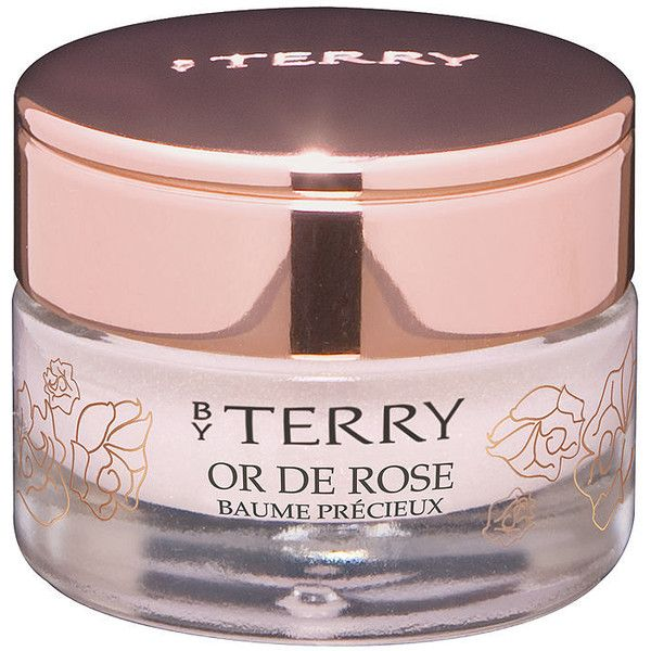 The absolute must-have Baume De Rose reinvented by TERRY in a gold shine and deep care version! This rich and precious balm with a sumptuous salve texture hydr…
