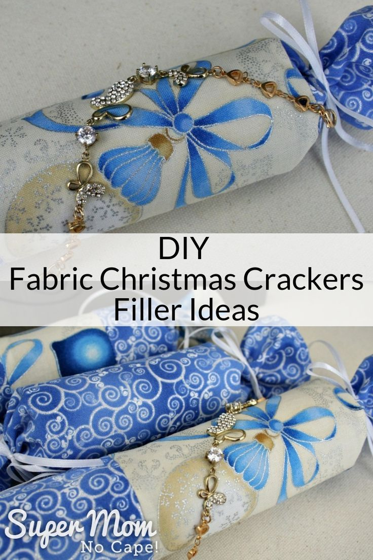 Pretty Fairy Ornament Cracker Filler Gift