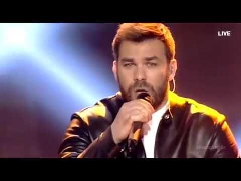 Γιώργος Σαμπάνης - Τελικός - Rising Star Greece - 17/4/2017