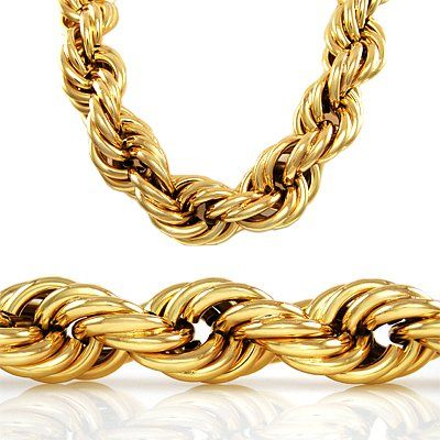 30 Inch 20mm Gold Style Thick Rope Hip Hop Chain Necklace H2W http://www.amazon.com/dp/B001KK2TUI/ref=cm_sw_r_pi_dp_gIqwub0X6DQAM