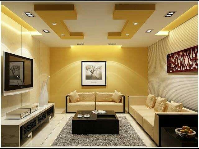 Ceiling Designs for Your Living Room | Ceilings, Pop false ceiling ...