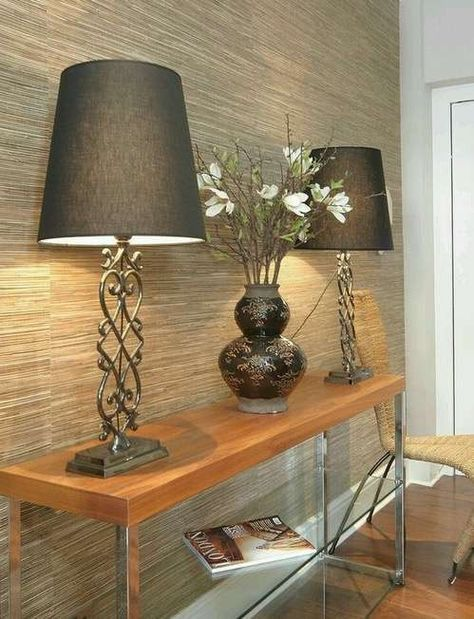Papel tapiz: Cómo empapelar paredes con estilo [FOTOS] - Papel tapiz estilo orgánico