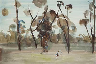 Fred Williams, Landscape
