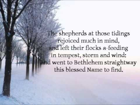 God Rest Ye Merry, Gentlemen - Traditional Choir - YouTube