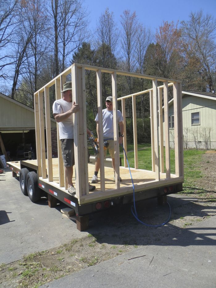 17 Best ideas about Building A Tiny House on Pinterest Tiny