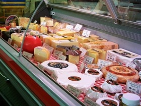 Sunshine Coast - attraction - CheeseWorld Goomeri, would have to visit to try all the cheeses. #airnzsunshine