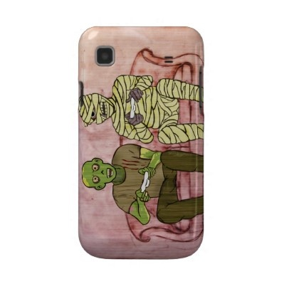 Gore-geous Samsung Galaxy S case #zombies halloween