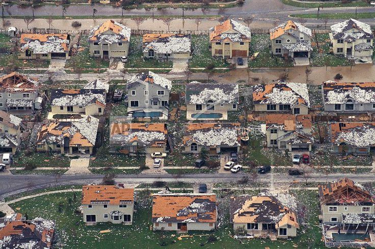 WASHINGTON/September 7, 2017 (AP)(STL.News) — For an entire generation in South Florida, Hurricane Andrew was the monster storm that reshaped a region. Irma is likely to blow that out of the water.    Bigger and with a 90-degree different path of p...