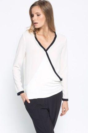 Answear - Bluzka wyjściowa biała