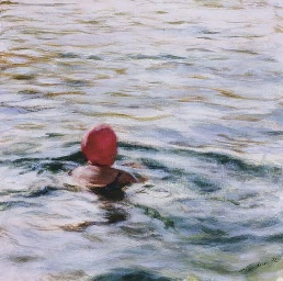 "Martine Emdur ""The Bathing Cap"""