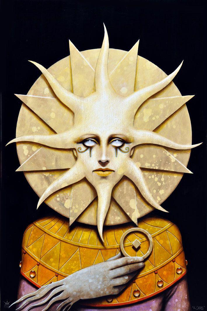 """""""Tarocchi 2011: Il Sole"""""""