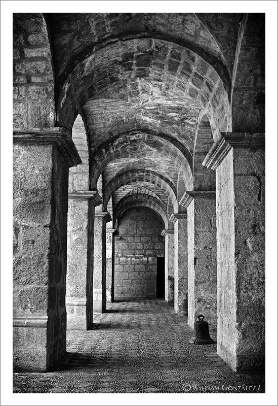 Old Arches