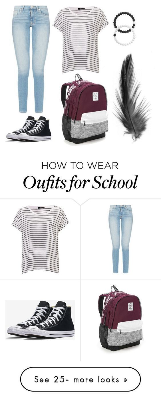 """Back to School Outfits """"School"""" von lilliestarz auf Polyvore mit Lokai und Victoria's Secret"""