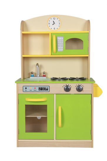 A self contained kitchen for your little one to play with