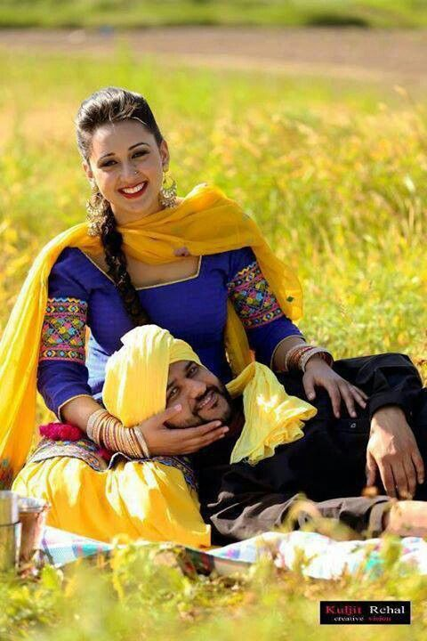 Punjabi ♥We make an awesome Couple♥