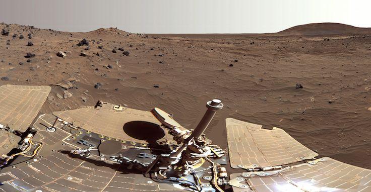 Spirit rover: more evidence for ancient hot springs on Mars http://themeridianijournal.com/2015/03/spirit-rover-more-evidence-for-ancient-hot-springs-on-mars/