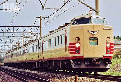 クハ481-216|わが国鉄時代2|鉄道ホビダス