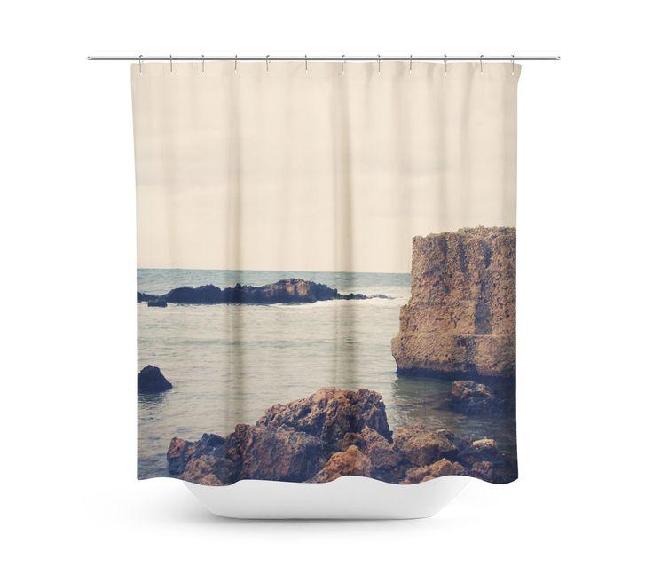 Mediterranean 1 Shower Curtain