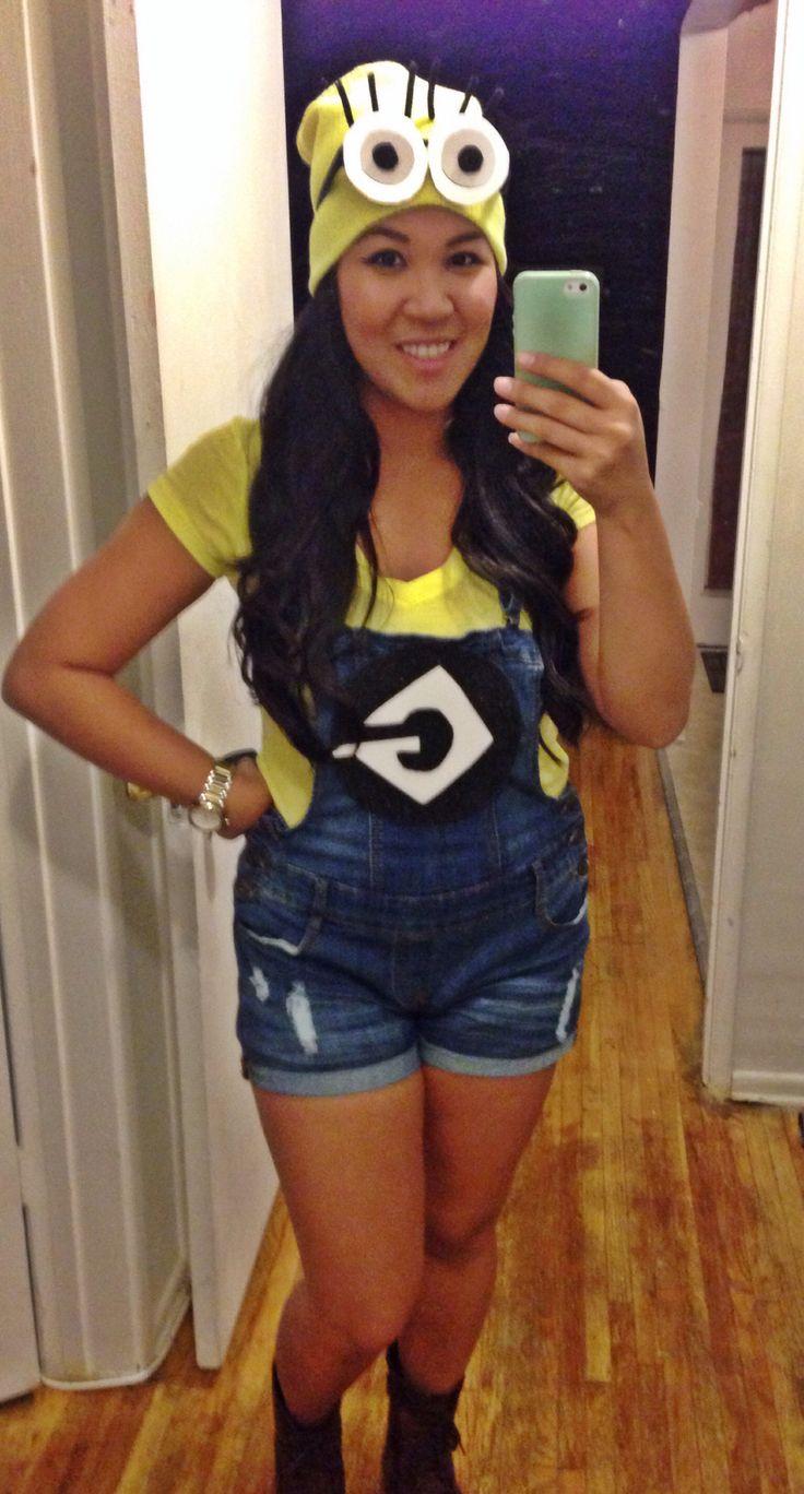 Best 25+ Kids minion costume ideas only on Pinterest | Minion ...