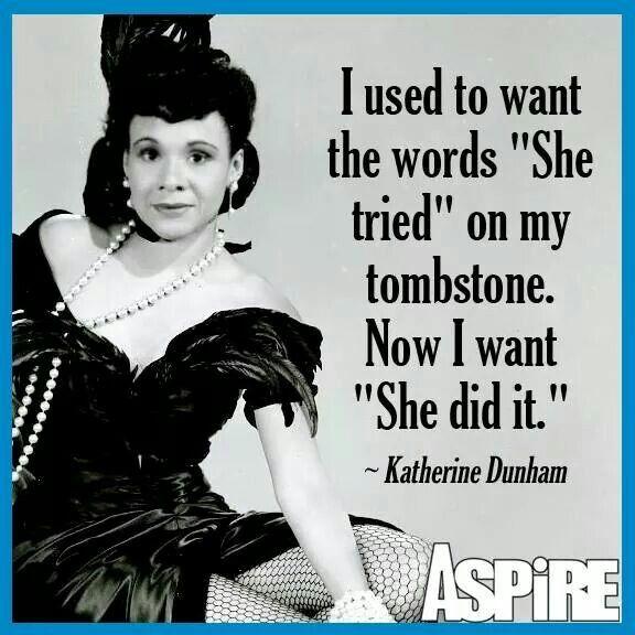Dance- Katherine Dunham