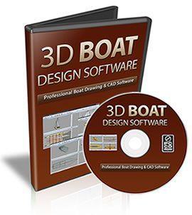 """3D BOAT DESIGN SOFTWARE  """"CAD Design Software For Boats"""""""