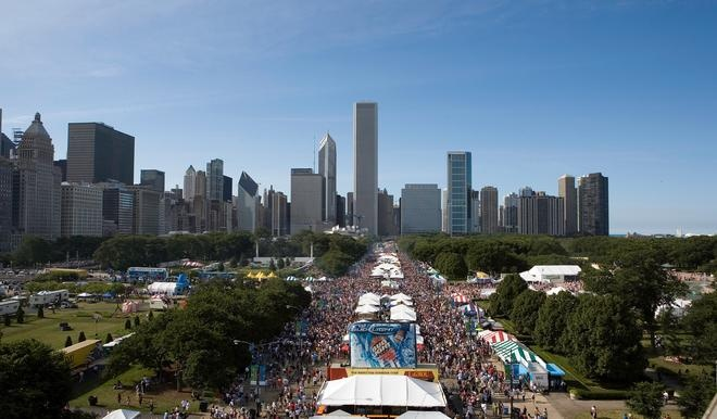 chicago events on memorial day weekend