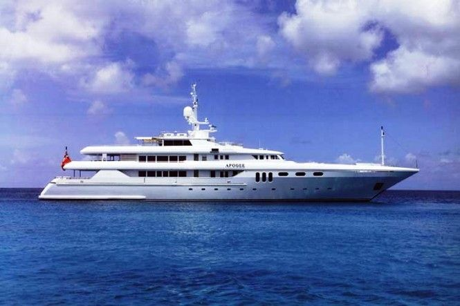 Visit breathtaking Amalfi Coast, Naples, Capri and Corsica Aboard Luxury Charter Yacht Apogee