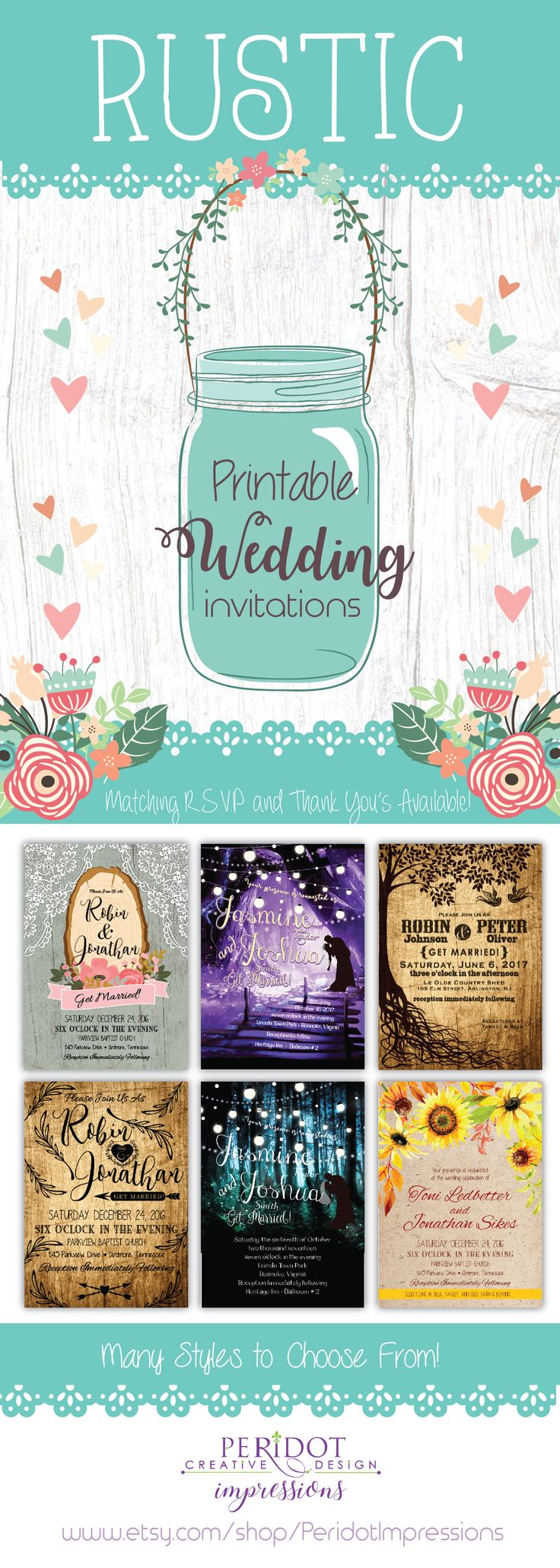 72 best wedding invitations images on pinterest bridal