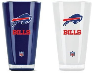 NFL Buffalo Bills 20 oz. Insulated Tumblers (Set of 2) #ad #nfl #cup #glass #football