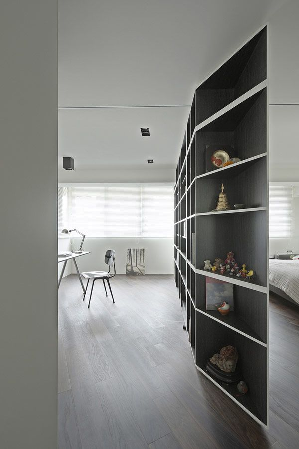 25 best ideas about room partitions on pinterest wooden for Studio partition