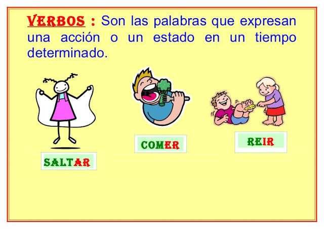 Educarte Educarse Sustantivos Adjetivos Y Verbos Sustantivos Adjetivos Y Verbos Adjetivos Verbos