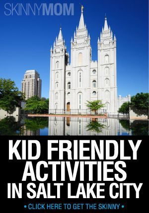 """From Temple Square to the Planetarium to digging up """"dinosaur"""" bones, Salt Lake City has TONS to offer."""