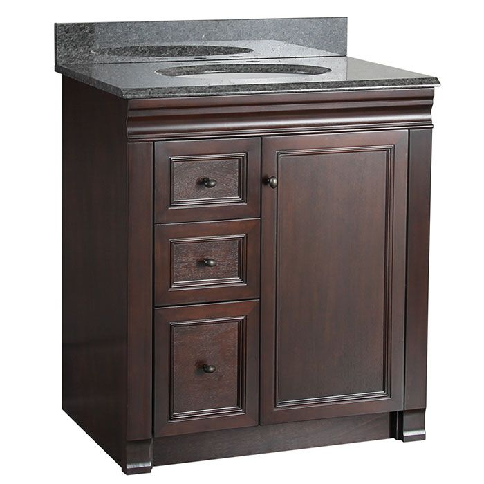 Shawna 30 Bath Vanity Left Side Drawers Foremost House Pinterest Dr