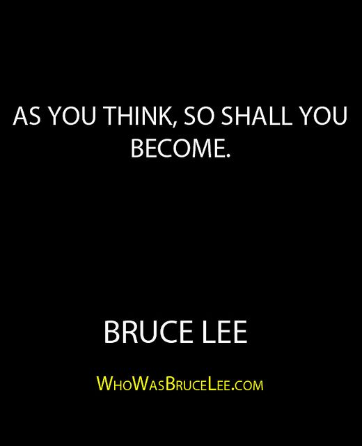 how to become bruce lee