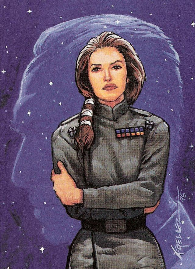 star+wars+female+characters | Star Wars Expanded Universe Characters JJ Abrams Should Salvage