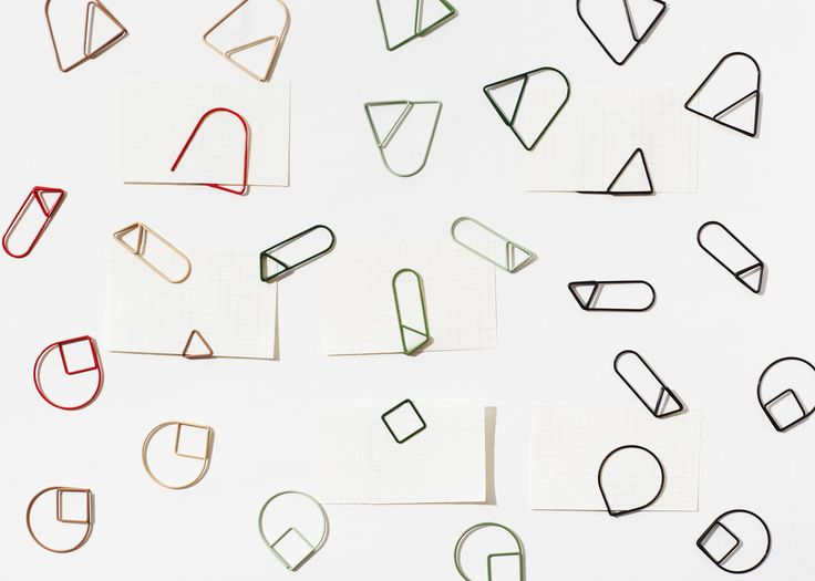 Paper Clips by Daphna Laurens for Areaware