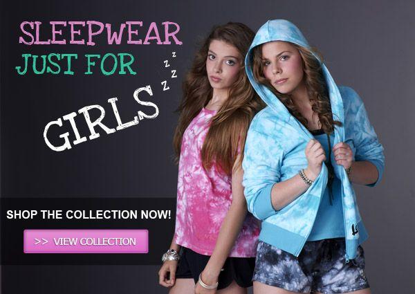 Trendy Teen Girls Pyjamas that are comfortable, chemical free and low allergy. - Girls pyjamas|Teenage girl pyjamas and sleepwear|LunR Desig...