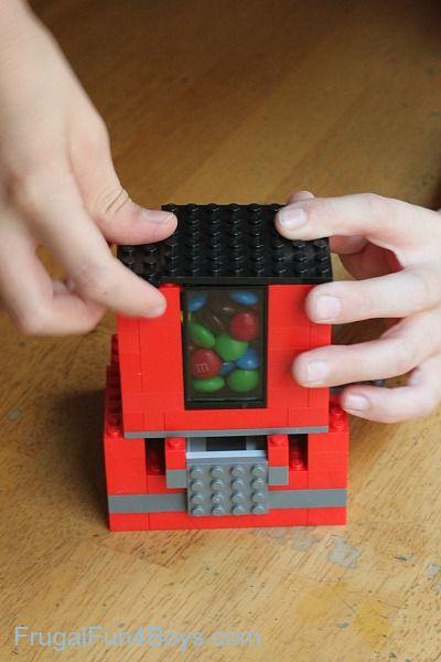 420 best Lego Fun Stuff images on Pinterest | Lego building, Lego ...