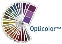 Opticolor Factory Paint Program for Steel Garage Doors - Raynor Garage Doors
